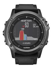 Garmin Fenix 3 HR Unisex Black Smart Watch 753759162566
