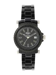 Lee Cooper Women Black Dial Watch LC-21013E