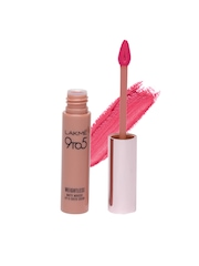 Lakme 9 to 5 Weightless Matte Mousse FuchsiaSude Lip & Cheek Color