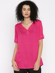 Melange by Lifestyle Pink Kurti
