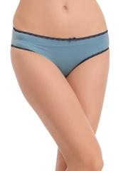 Clovia Blue Bikini Briefs PN0806P03XL
