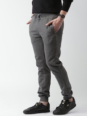 ALCOTT Grey Melange Track Pants