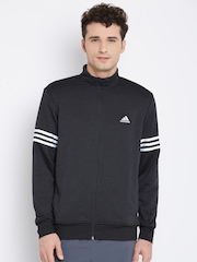 Adidas Charcoal Grey WNTOFF Training Jacket