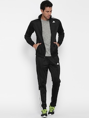 Adidas Black Entry Training Tracksuit