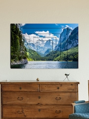 HASHTAG DECOR	Multicoloured 5 Panel Austrian Wall Digital Painting