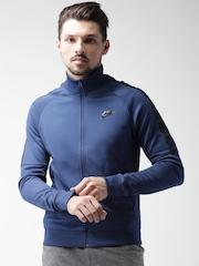 Nike Blue Tribute Track Jacket