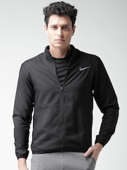 Nike Black Team Woven Jacket