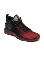 Nike Men Red & Black Jordan Extra Fly Basketball Shoes