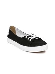 Vans Women Black Palisades Sneakers