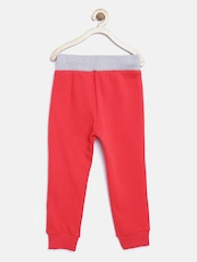 United Colors of Benetton Boys Red Track Pants