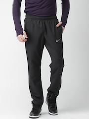 Nike Black Track TEAM WOVEN Pants