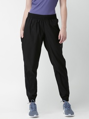 Nike Black Loose Fit As W Nk Training Track Pants