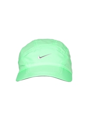 Nike Unisex Green Glow Dry Spiros DFC Cap