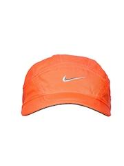 Nike Unisex Orange Dry Spiros DFC Cap