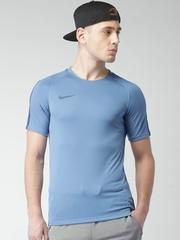 Nike Men Blue As M Nk Dry Ss Sqd T-Shirt
