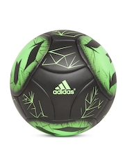 Adidas Men Black Messi Q4 Printed Football