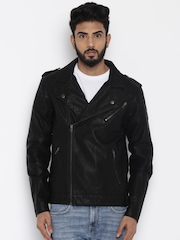 Flying Machine Black Jacket