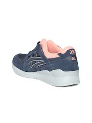 ASICS Tiger Women Navy GEL-LYTE III Sports Shoes
