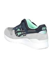 ASICS Tiger Unisex Grey GEL-LYTE III Sports Shoes