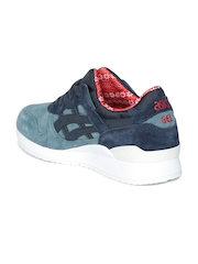 ASICS Tiger Unisex Teal GEL-LYTE III Sports Shoes
