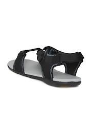 Puma Unisex Black Royal DP Sports Sandals