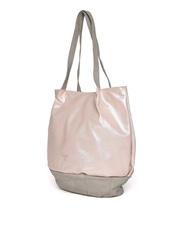 Baggit Dusty Pink Shimmer Shoulder Bag