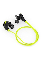 SoundPEATS Green & Black Ear Buds