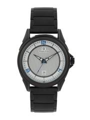 maxima Attivo Men White Dial Watch 35853CAGB