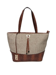 Inc. 5 Brown Shoulder Bag