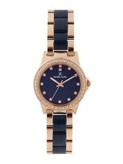 Daniel Klein Premium Women Navy Dial Watch DK11159-2
