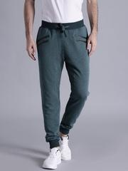 Kook N Keech Teal Blue Track Pants