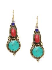 Fabindia Amna Multicoloured Drop Earrings