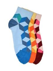 MARC Women Set of 3 Ankle-Length Socks