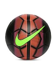 Nike Black & Neon Pink Printed Mercurial Veer Football