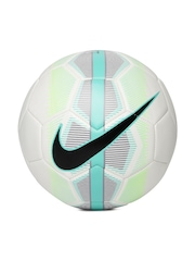 Nike White Printed Mercurial Veer Football