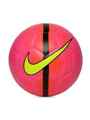 Nike Unisex Neon Pink Printed Mercurial Fade Football