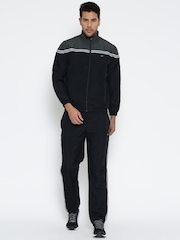 Monte Carlo Black Colourblocked Tracksuit