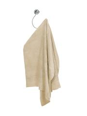 Spread Beige Bamboo Yarn 360 GSM Bath Towel