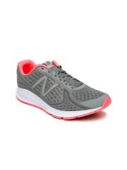 New Balance Women WRUSHSP2 Grey Running Shoes