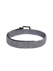 Celio Men Grey Woven Belt