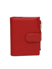 CORSICA Women Red Wallet