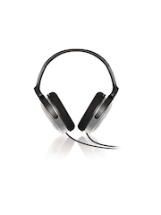 Philips Black Headphones with Mic SHP2500/97