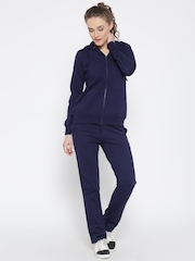 Monte Carlo Navy Hooded Tracksuit