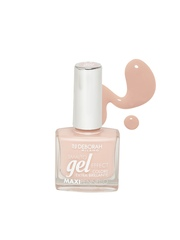 Deborah Milano Smalto Gel Effect Baby Pink Maxipennello Nail Polish 30