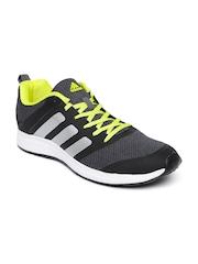Adidas Men Charcoal Grey Adistark M Running Shoes