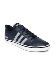 Adidas NEO Men Navy Solid Pace VS Sneakers