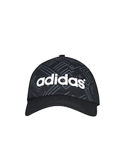 Adidas NEO Men Black AOP Printed Cap