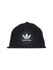 Adidas Originals Men Black Snapback Cap