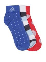 Adidas Unisex Set of 3 PER GR AN T 3PP Ankle-Length Socks