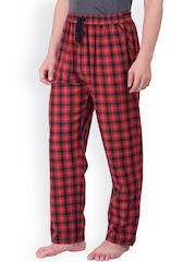 Oxolloxo Red & Black Checked Pyjamas W16078MPJ003